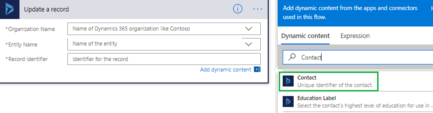 Calculate Age in Dynamics 365 as Number of Years using Microsoft Flow