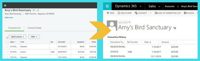 Dynamics 365CRMIntegration WithQuickBooks Online (1)