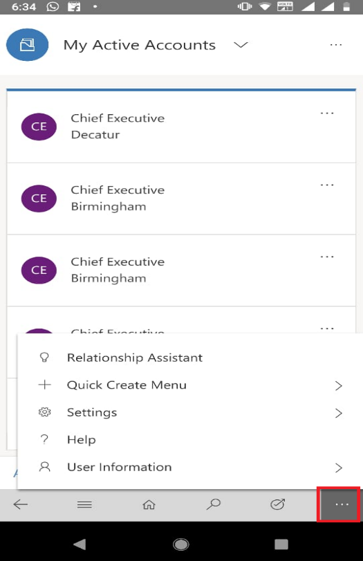 Set the Number of Records Displayed Per Page in Dynamics 365 App for Mobile & Tablet