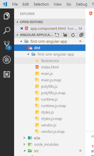 Using Angular in Dynamics 365 CRM – Part I | Microsoft Dynamics 365