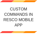 Custom Command in Resco App
