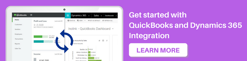 -QuickBooks-and-Dynamics-365-Integration