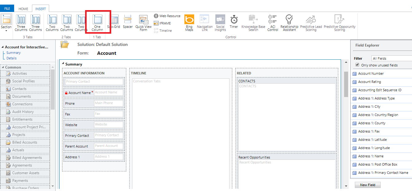 Drag & Drop documents from within Dynamics 365 CRM to Cloud