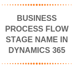 Business Process Flow Stage Name in Dynamics 365