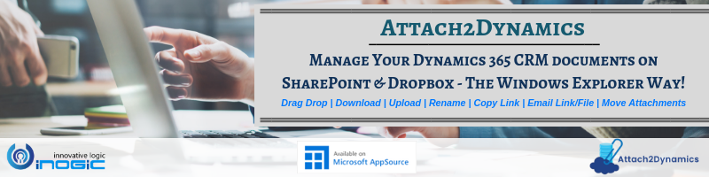 Dynamics CRM SharePoint Integration