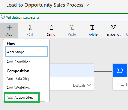 Trigger Workflow and Action from Business Process Flow Stage On Demand in Dynamics 365