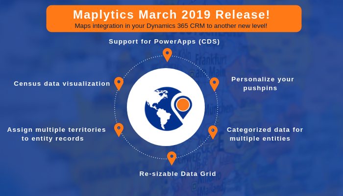 Maplytics March Release