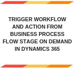Trigger workflow