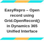 UCI Dynamics 365