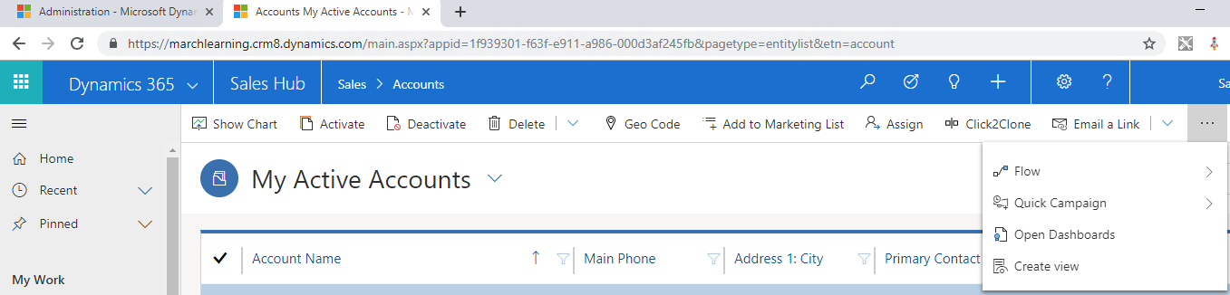 How to Fix Buttons Missing on Dynamics 365 CRM Unified