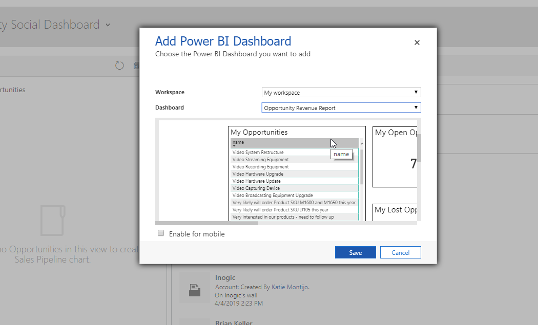 How to generate Power BI report based on logged-in user in