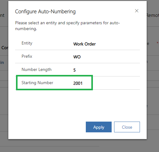 Field Service Entities in Dynamics 365 CRM