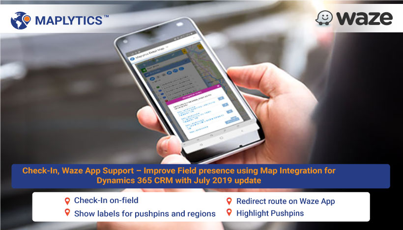 Maplytics InfoCentre | Microsoft Dynamics 365 CRM Tips and