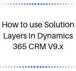 Solution Layer