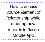 Resco Mobile App