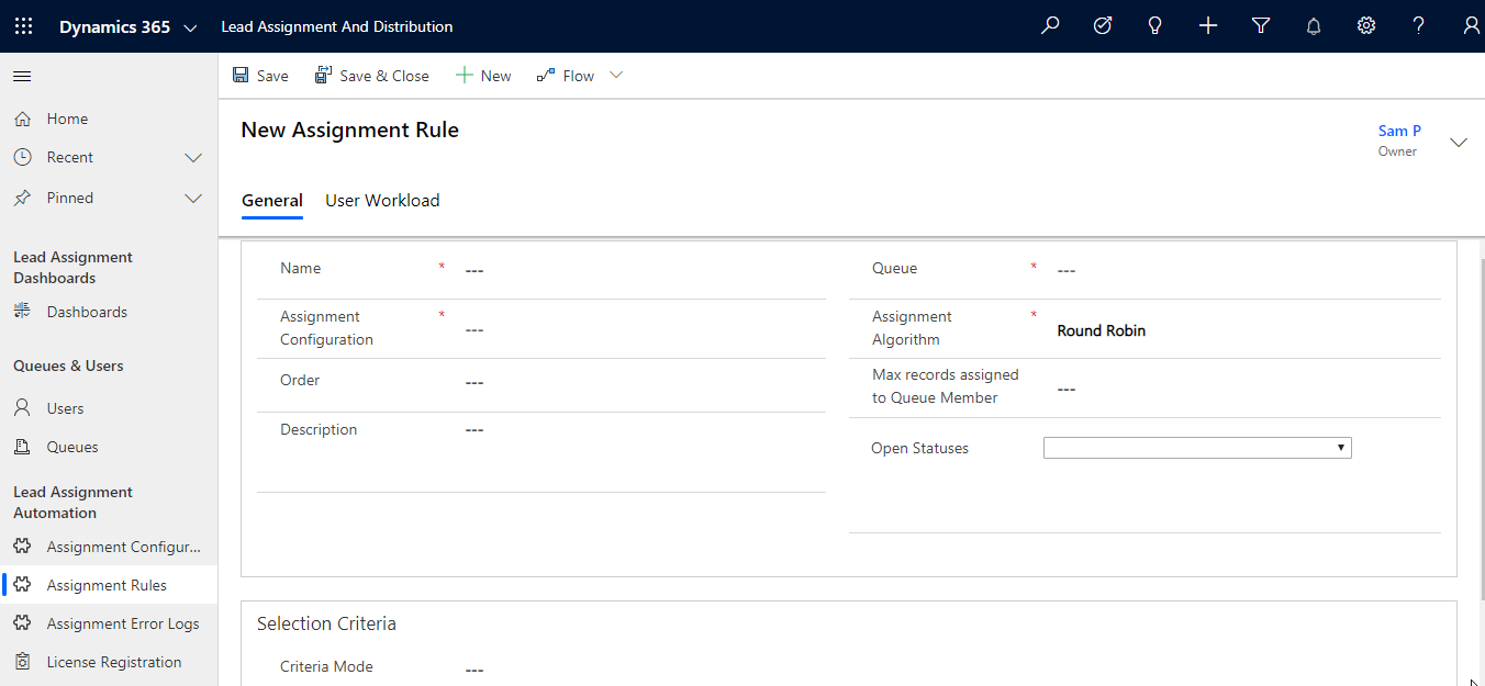 Round Robin Lead Assignment in Dynamics 365 CRM with our new Lead Assignment & Distribution Automation App