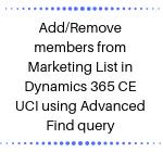 Dynamics 365 CE UCI