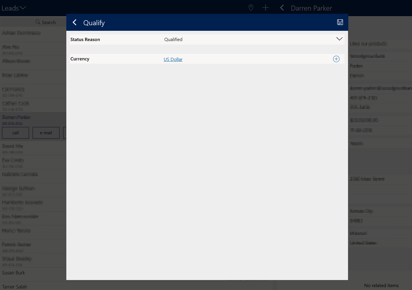 Dynamics 365 Field Service Mobile App