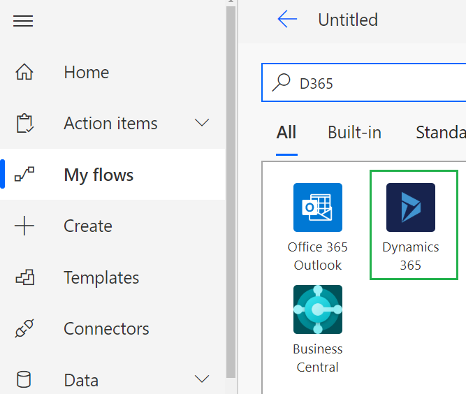 How to Create Activities using Power Automate Flows