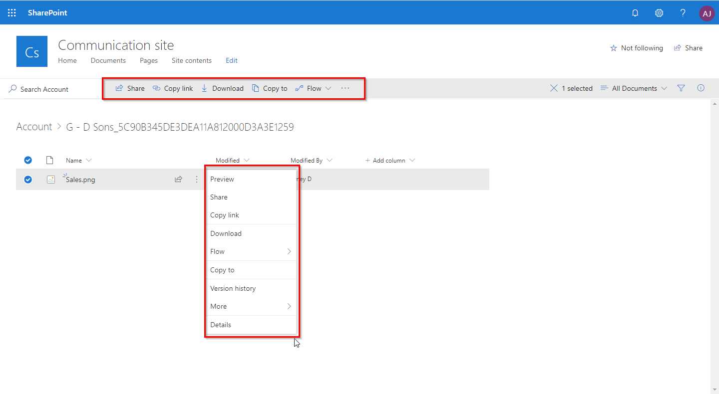 Only users that have access to the parent records in CRM will have access to folders in SharePoint