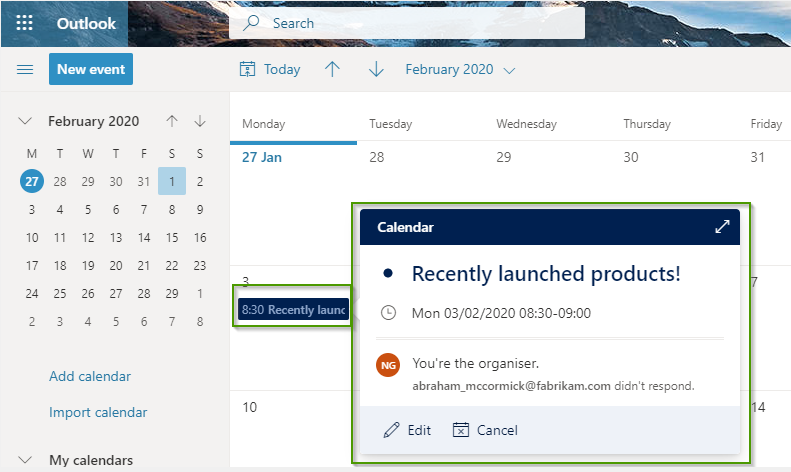 Why setting value for organizer field in appointment is important in Dynamics 365