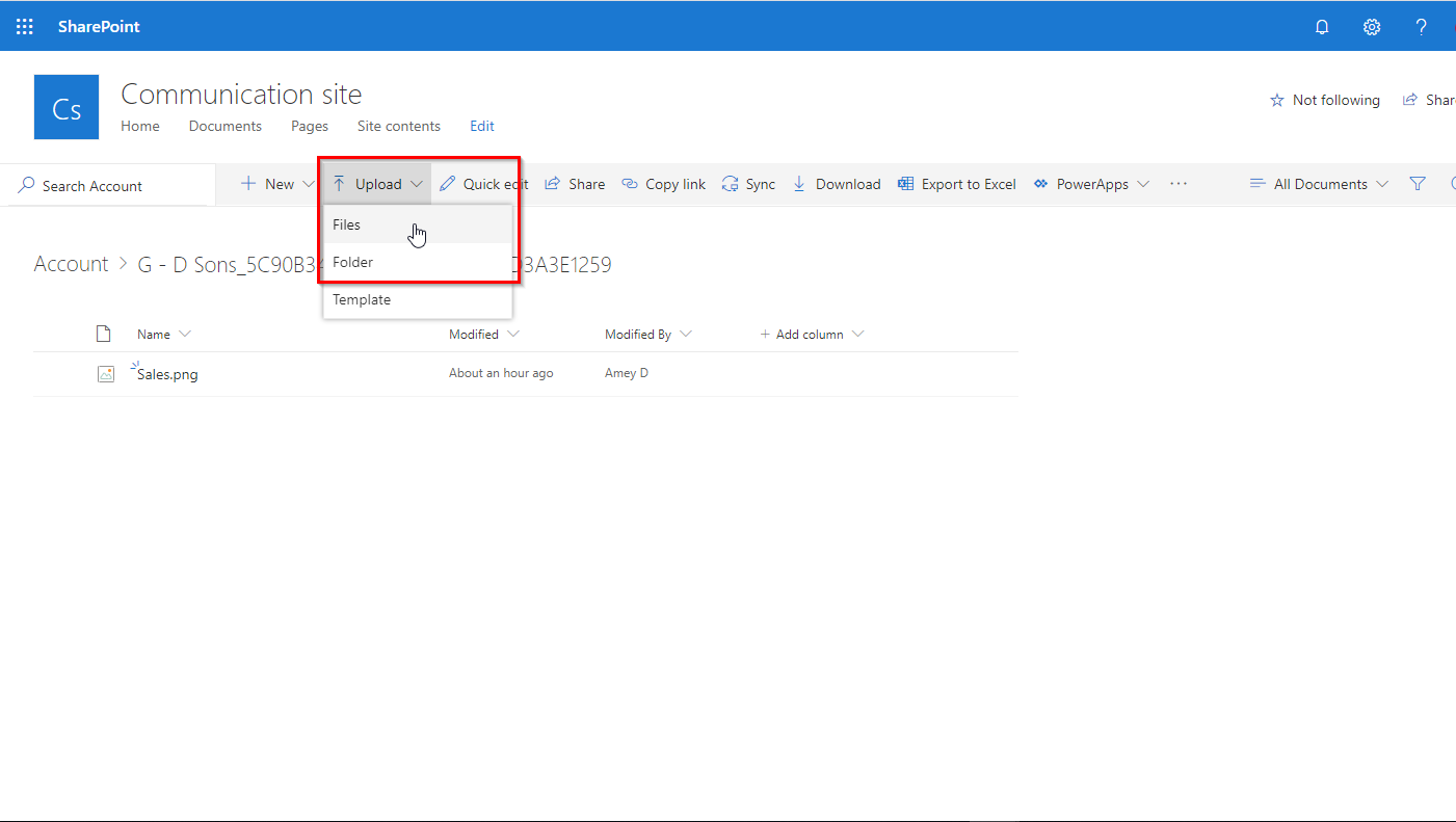 Upload Rename and Delete files from SharePoint provided you have the necessary privileges assigned