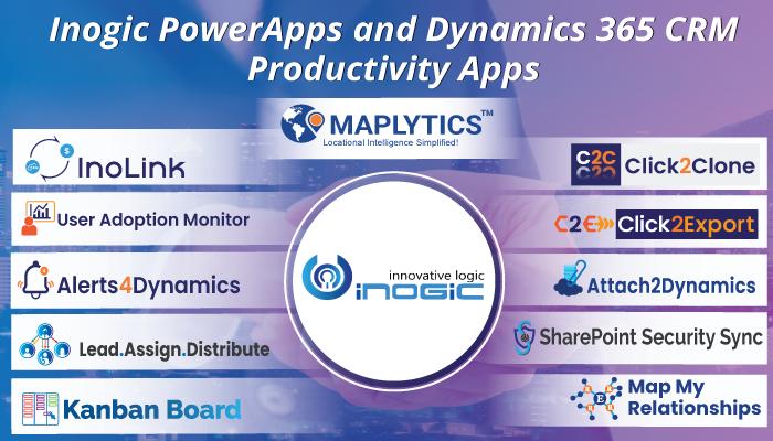 Dynamics 365 CRM Apps