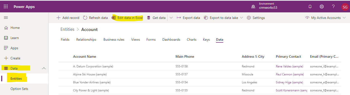 New way for creating and updating records in Dynamics 365 CRM
