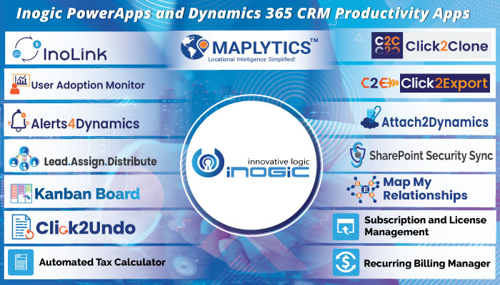 Dynamics 365 CRM Apps