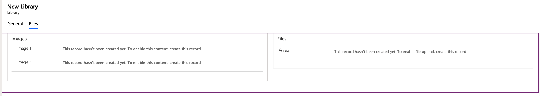 File and Image type attributes