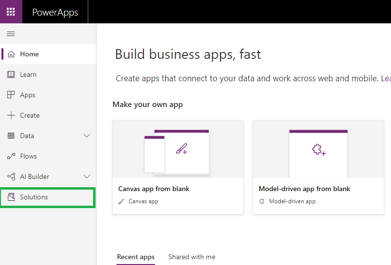 How to sort view by multiple columns using PowerApps
