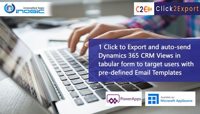 Export Dynamics 365 Reports