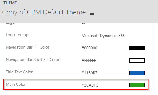 Match theme of Dynamics 365 App in Power Apps Control Framework – Part 2
