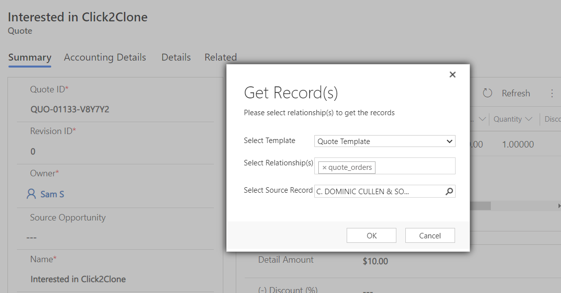 why Click2Clone is Preferred App to Clone Dynamics 365 CRM records