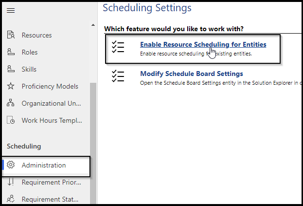 In this blog, we have seen a new way to schedule resources and use schedule board.