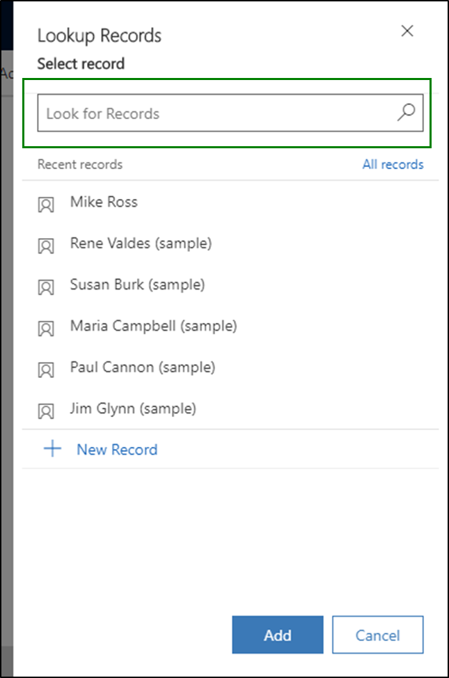 How to Add an Existing Record into a Subgrid in Dynamics 365 CRM Using EasyRepro