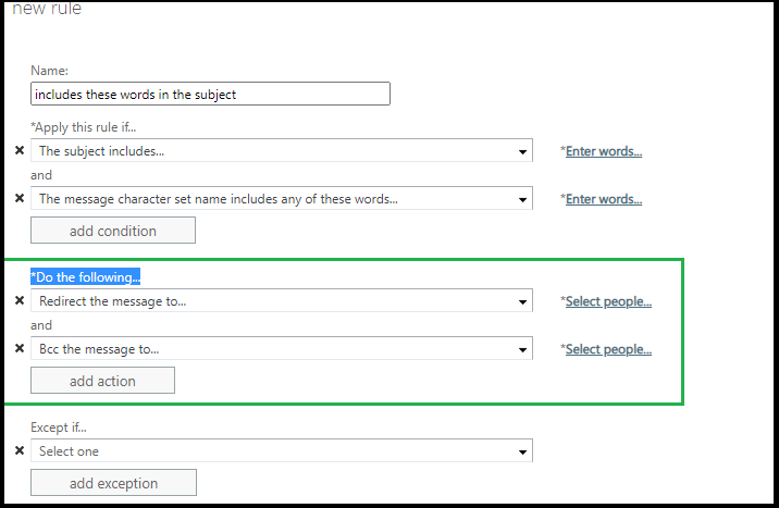 How to route emails based on Rules in Dynamics 365