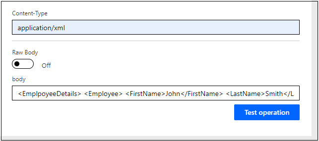 Providing XML as an input to your Custom Connector Actions