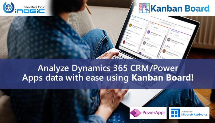Analyze Dynamics 365 CRM data