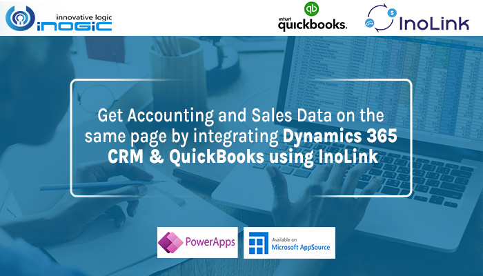 Get Accounting and Sales Data on the same page