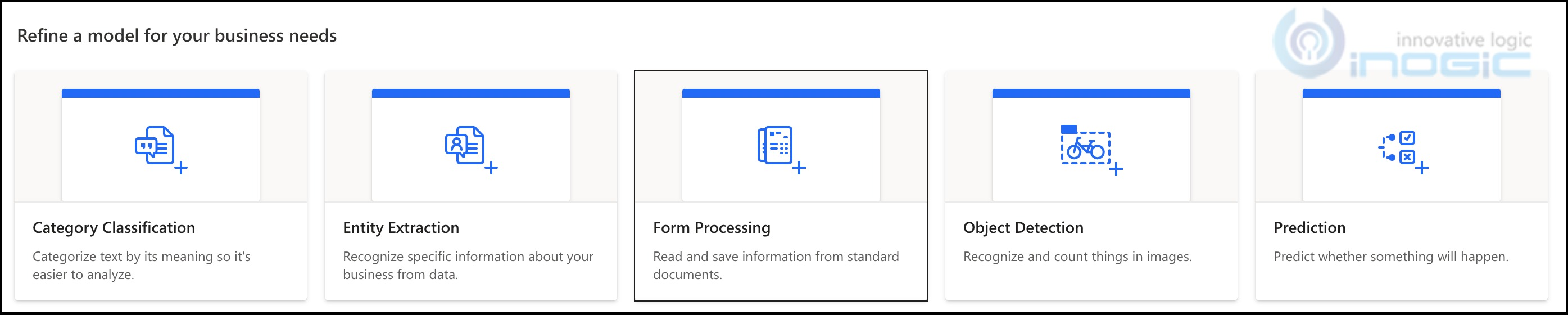 Microsoft Document Automation Application using AI Builder Form Processing Model