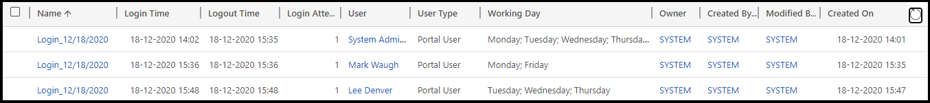 Execute Different Web API Operations using PowerApps Portals