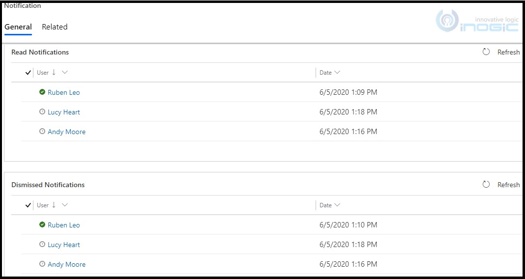 Create Alerts & Notifications in Dynamics 365 CRM for task, event or occasion