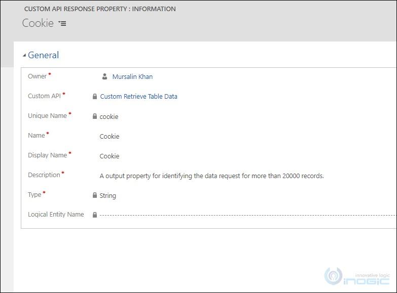 Create Custom Function using Custom API in Dynamics 365