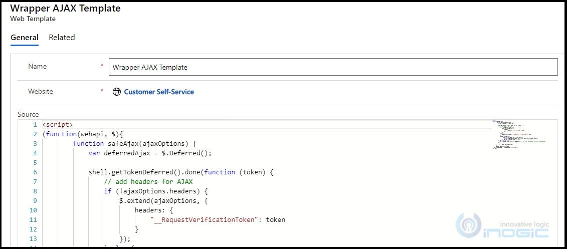 Execute Different WebAPI Operations using PowerApps Portals
