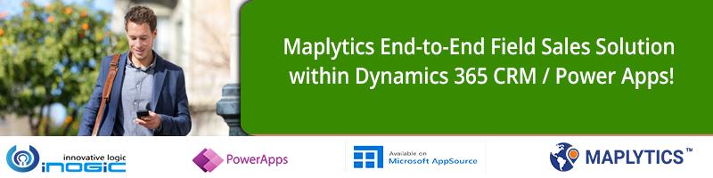 map dynamics 365