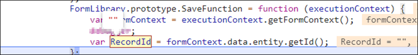 async OnSave events PostSave