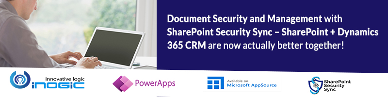 Bulk sync Dynamics 365 Security Model SharePoint