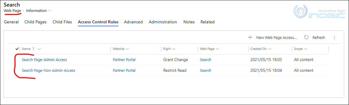 Hide Portal Search For Anonymous Users In PowerApps