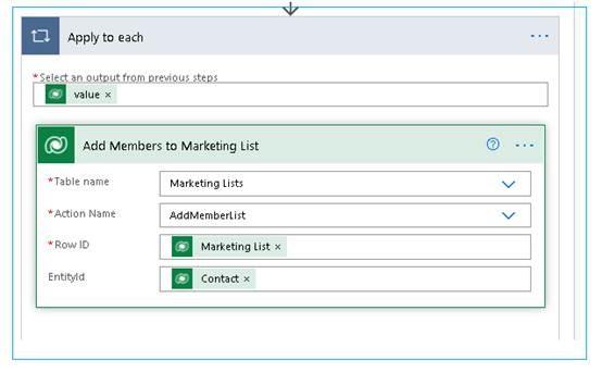 Marketing List